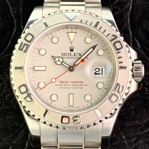 ROLEX ロレックス  ヨットマスター  ロレジウム  16622 G番