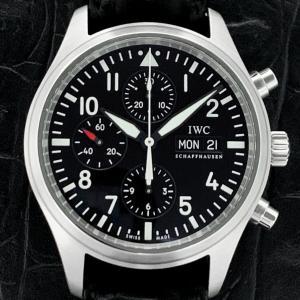 IWC  パイロットウォッチ  クロノグラフ  オートマティック  IW371701