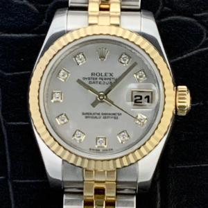 ROLEX ロレックス  デイトジャスト 179173NG V番