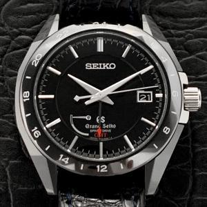 SEIKO グランドセイコー  スプリングドライブGMT  SBGE037 9R16-0AA0
