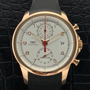 IWC ポルトギーゼ ヨットクラブ クロノグラフ IW390501