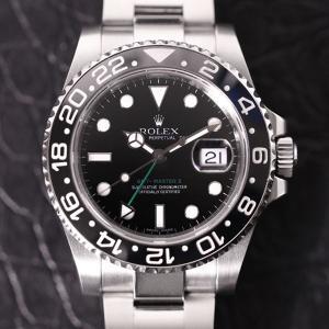 ROLEX ロレックス GMTマスターII 116710LN V番