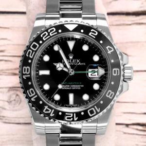 ROLEX ロレックス GMTマスターII 116710LN ランダム品番