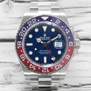 ROLEX ロレックス GMTマスターII 126719BLRO (ブルー)