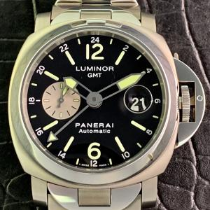 PANERAI パネライ ルミノールGMT PAM00161 K番