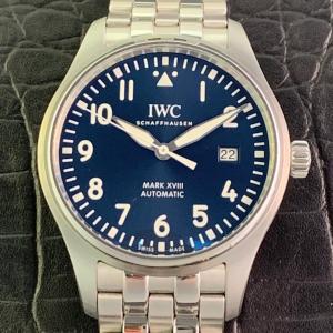 IWC パイロットウォッチ マークXVIII プティ・プランス IW327016