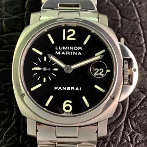 PANERAI パネライ ルミノールマリーナ PAM00050 G番