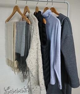 リピしたい冬物衣類と今日のコーデ