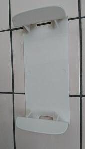 キッチンインテリア100均壁ピタティッシュ