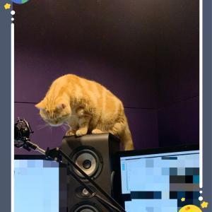 studioで…♡