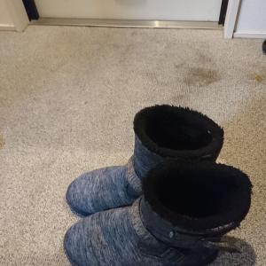 ブーツの時期