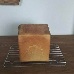 2度目の角食パン