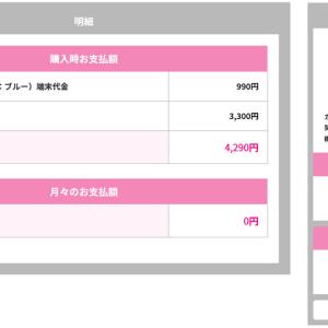UQmobile MNPでOPPO A5 2020がたったの990円!