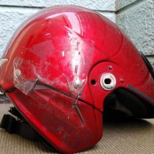 バイクのヘルメットは「ヤフオク」が安い!