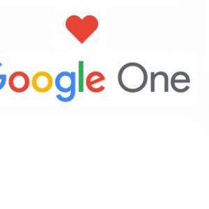 Google One 無料トライアル