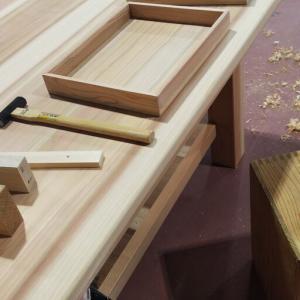 木工教室。