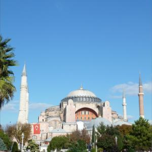 おそい夏休みでエジプト・トルコ旅行!