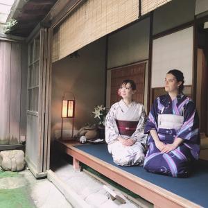 ポルトガルの友人と金沢観光(1)ひがし茶屋街 志摩