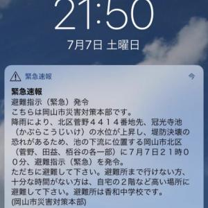 西日本豪雨災害