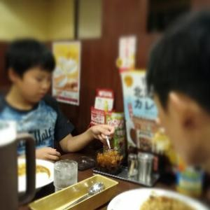 CoCo壱カレー食べてきた