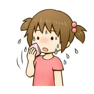汗っかきは糖尿病のせい?