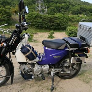 アンケートの回答(バイクについて)(ユーラシア大陸バイク旅 2019)