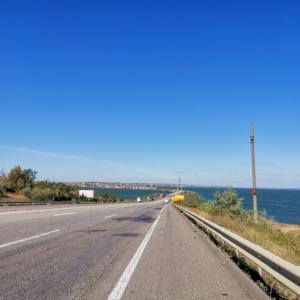 【ウクライナ】オデッサ→ウマニ(ユーラシア大陸バイク旅 2019)