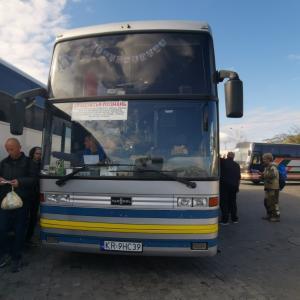 【ウクライナ】リヴィウ→クラクフへの移動とボッタクリ両替店。