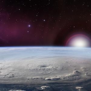 水は台風や命のエネルギー