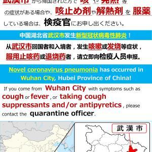 新型コロナウイルスの現状