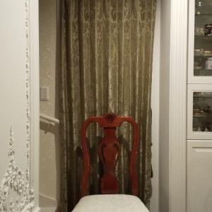 椅子の張り替えとデミタスコレクション(笑)とお知らせ