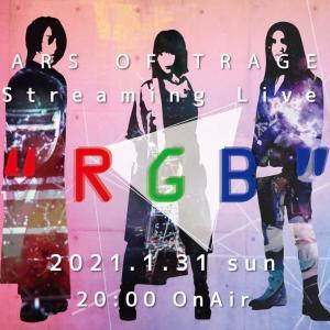 2021年1月31日 Tears of Tragedy配信ライブ
