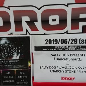 2019年6月29日 ANARCHY STONEライブ大阪
