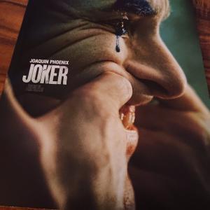 お久しぶりです、暗黒座篇   「JOKER」