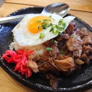 優月さんの焼豚玉子飯がロジャー・コーマン(札幌篇)