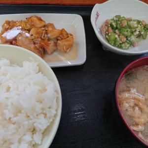 半田屋さんでリーズナブルなランチを食べたよ(札幌篇)