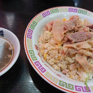 大将さんの肉チャーハン「これがいいんですよ、これが」(札幌篇)