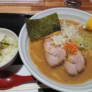 麺匠 赤松さんの「鮭節ラーメン」はどうなのか(札幌篇)