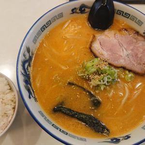 久々の菊次郎さんで ラージャンメン という名の辛みそ食べてきたけど・・・(千歳篇)