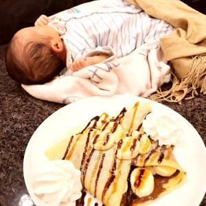 ちび太検診 11 @助産院 + Cafe:Dolce Camerata Dessert