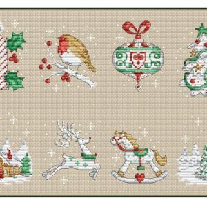 モーニングスナック + クリスマスのオーナメント作り