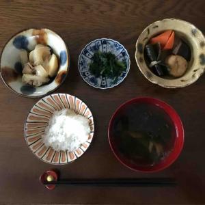 1月24日朝食〜夕食