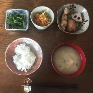 2月15日朝食〜夕食 新型コロナウイルス追記