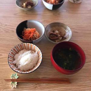 5月5日朝食〜夕食