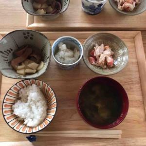 5月4日朝食〜夕食