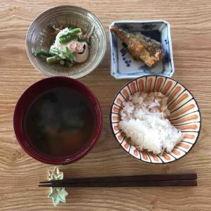 5月6日朝食〜夕食