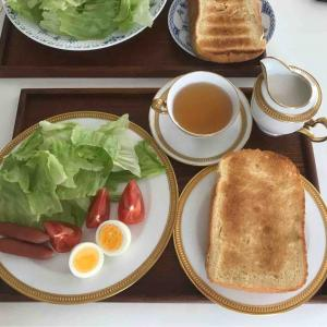 5月9日朝食〜夕食