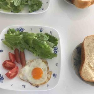 5月8日朝食〜夕食