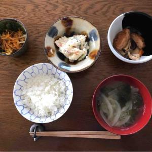 4月29日朝食〜夕食