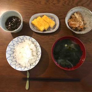5月14日朝食〜夕食